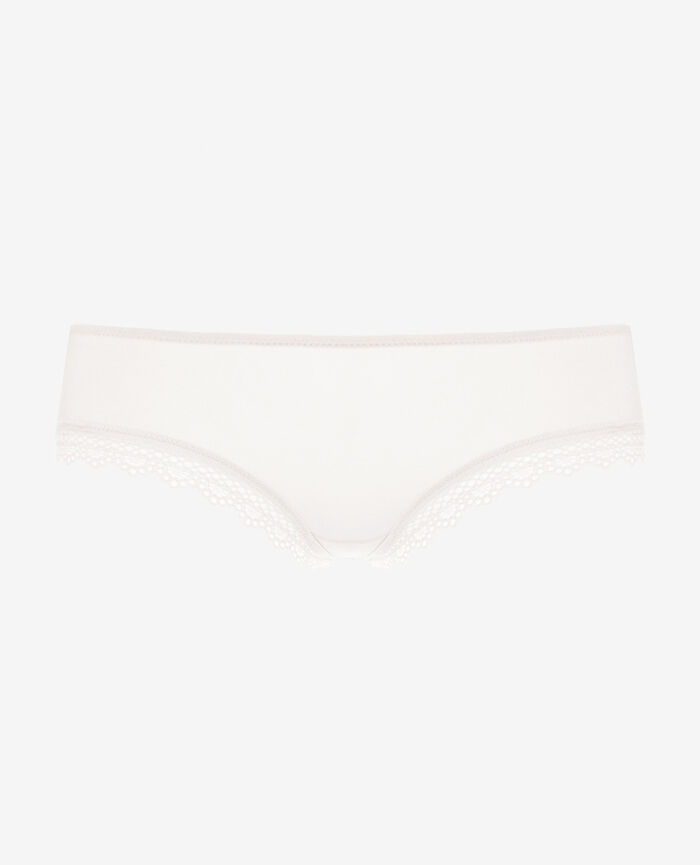 Brazilian briefs Rose white Air lingerie