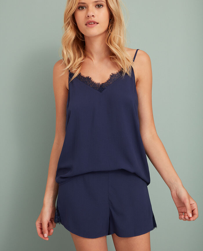 Cami Navy Juliette