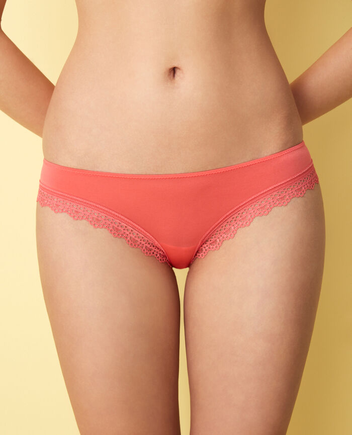 Hipster briefs Coral Air lingerie