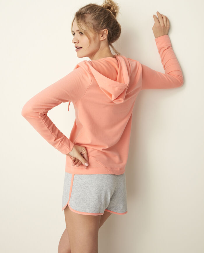 Sport jacket Grapefruit pink Yoga