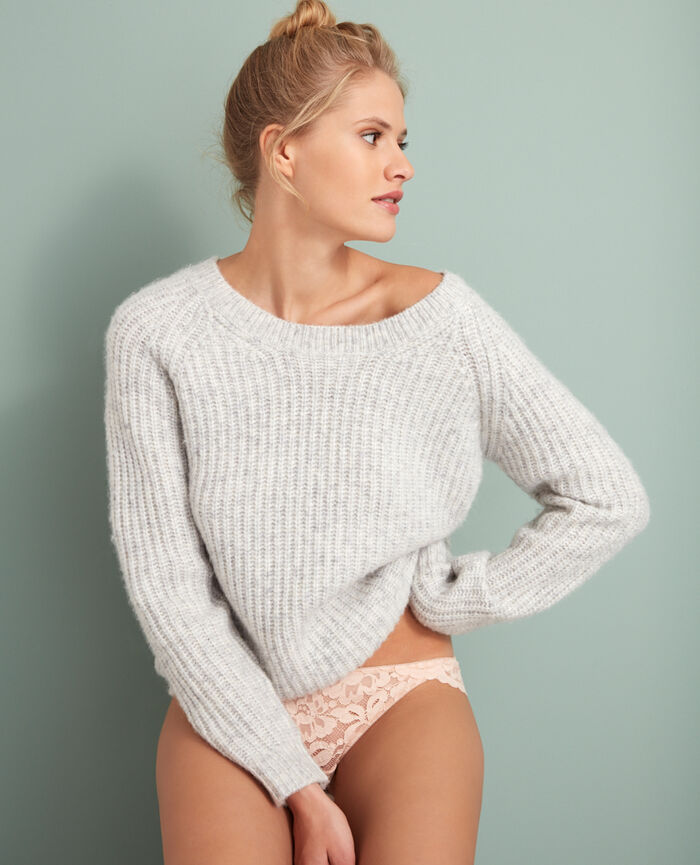 Jumper Light grey Moka