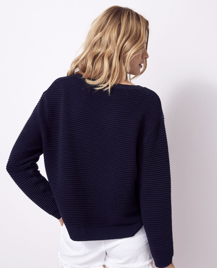Jumper Navy Kanou
