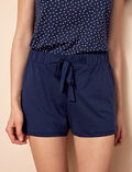 Boxer short Navy Latte