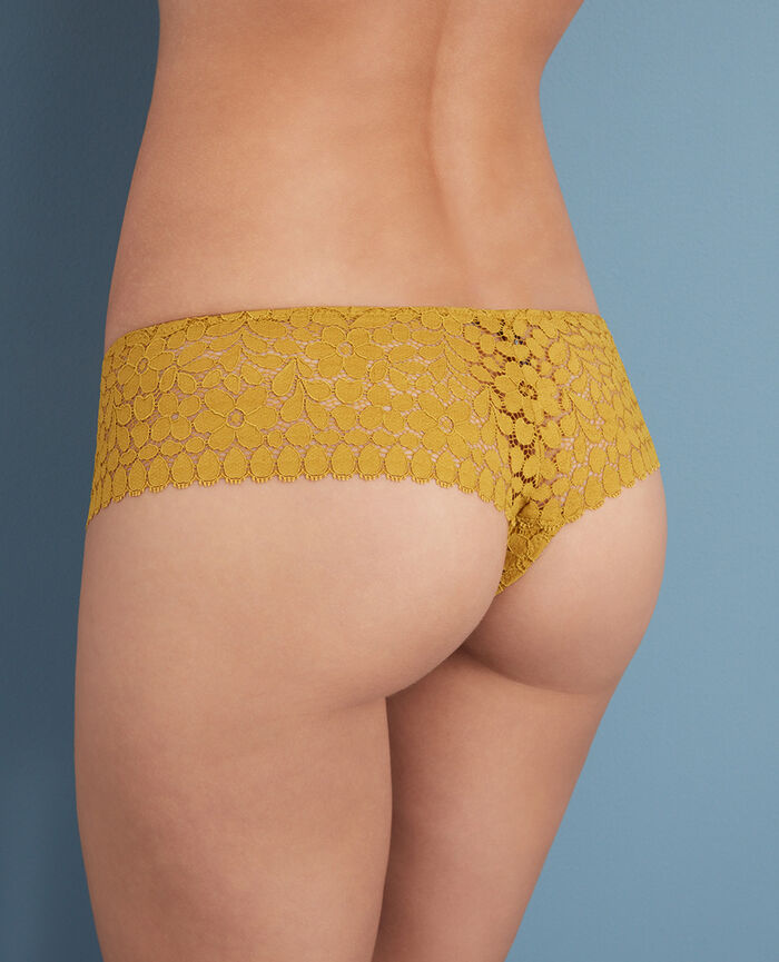 Brazilian briefs Pickles yellow Monica
