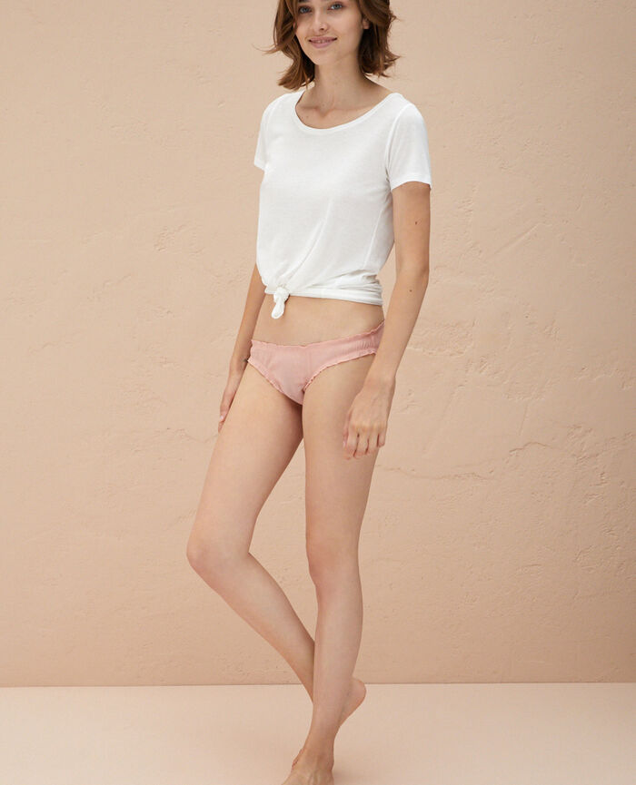 Printed briefs Pink cloud Froufrou