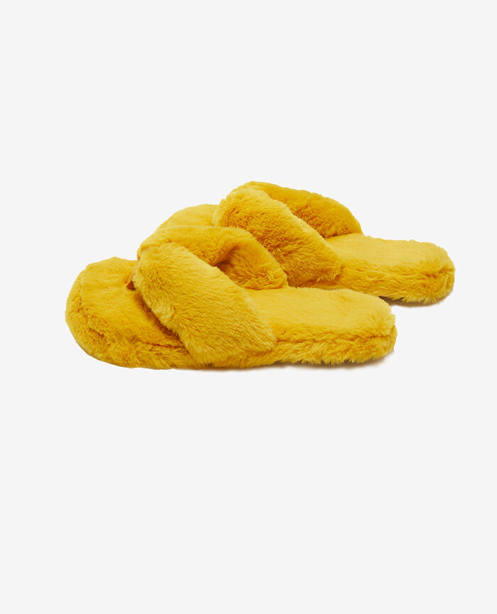 Slippers Yellow gold Baby oscar
