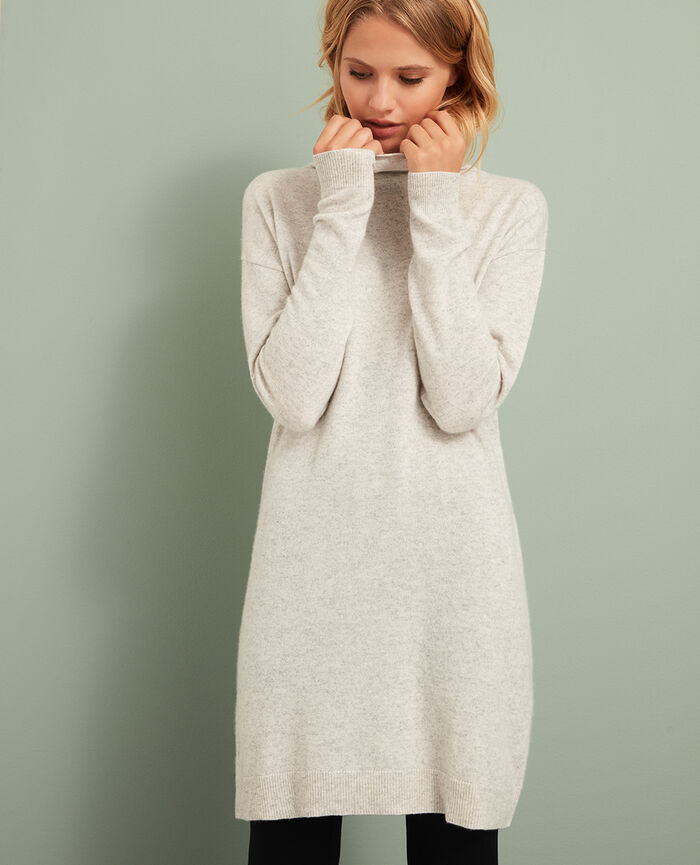 Dress Light grey Cozy