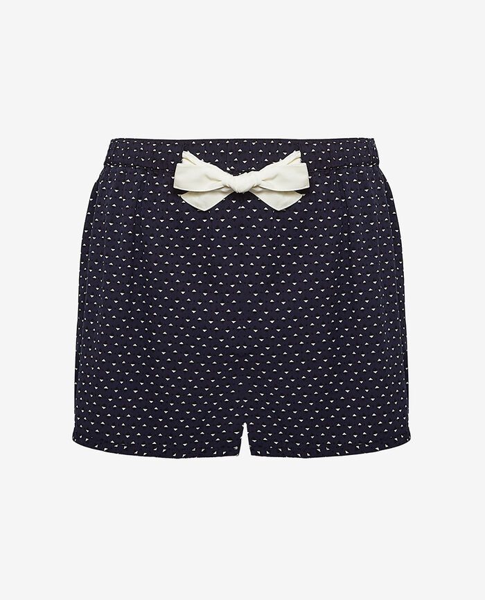 Pyjama shorts Willie blue Darling