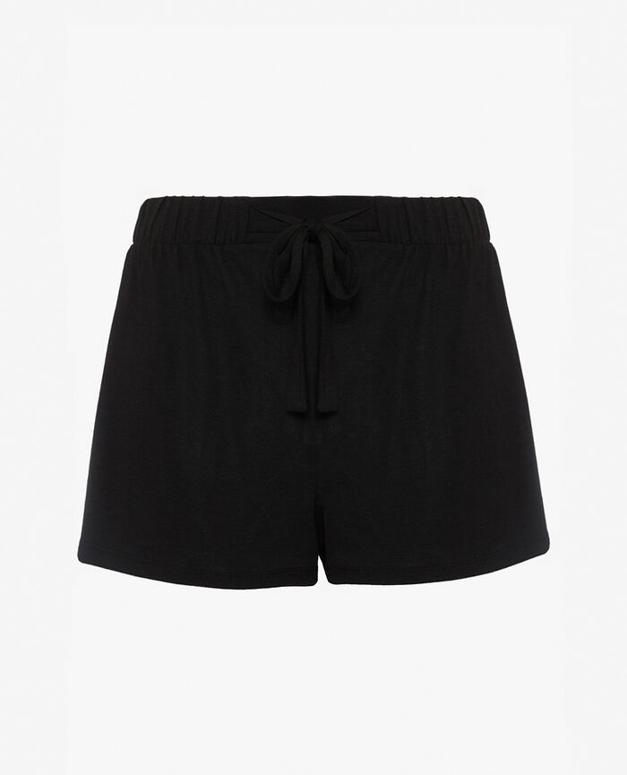 Pyjama shorts Black Latte