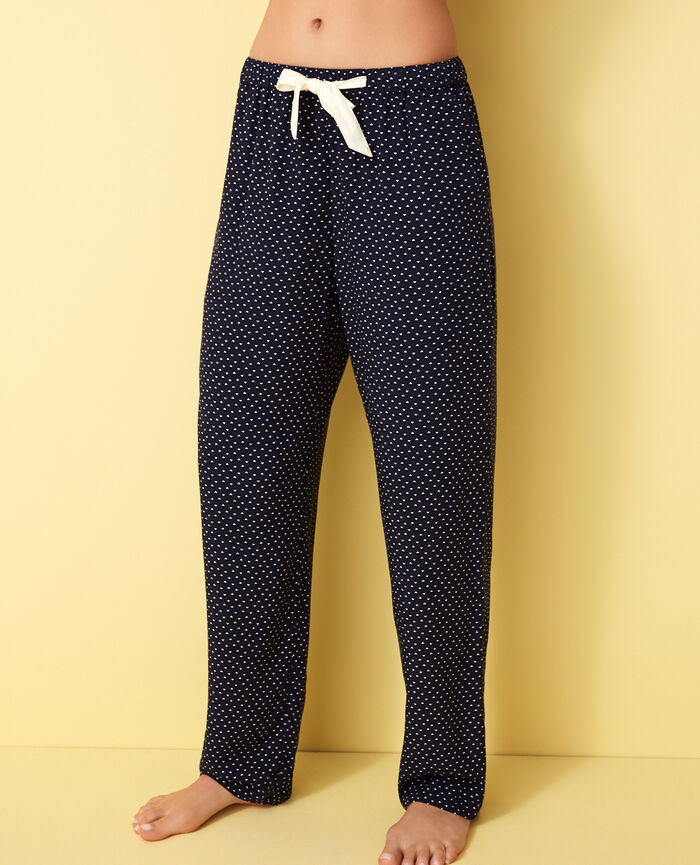 Trousers Willie blue Darling