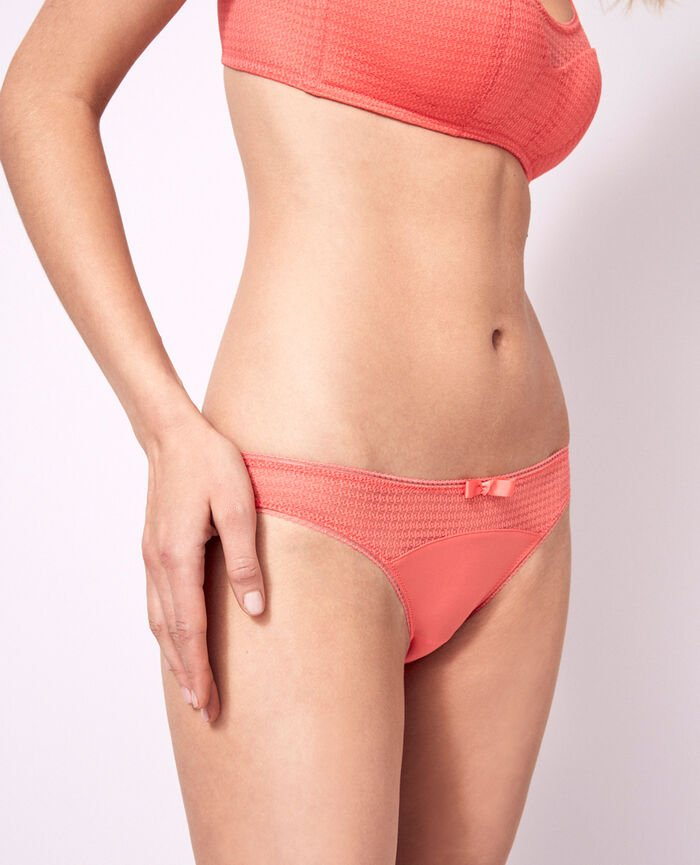 Hipster briefs Funky pink Fetiche