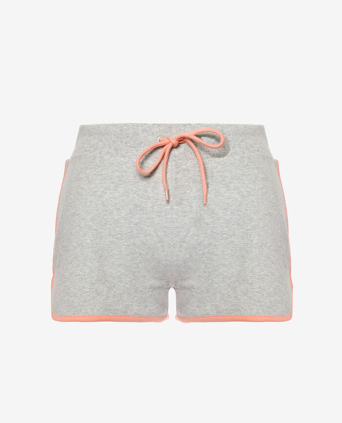 Sport shorts Flecked grey Yoga