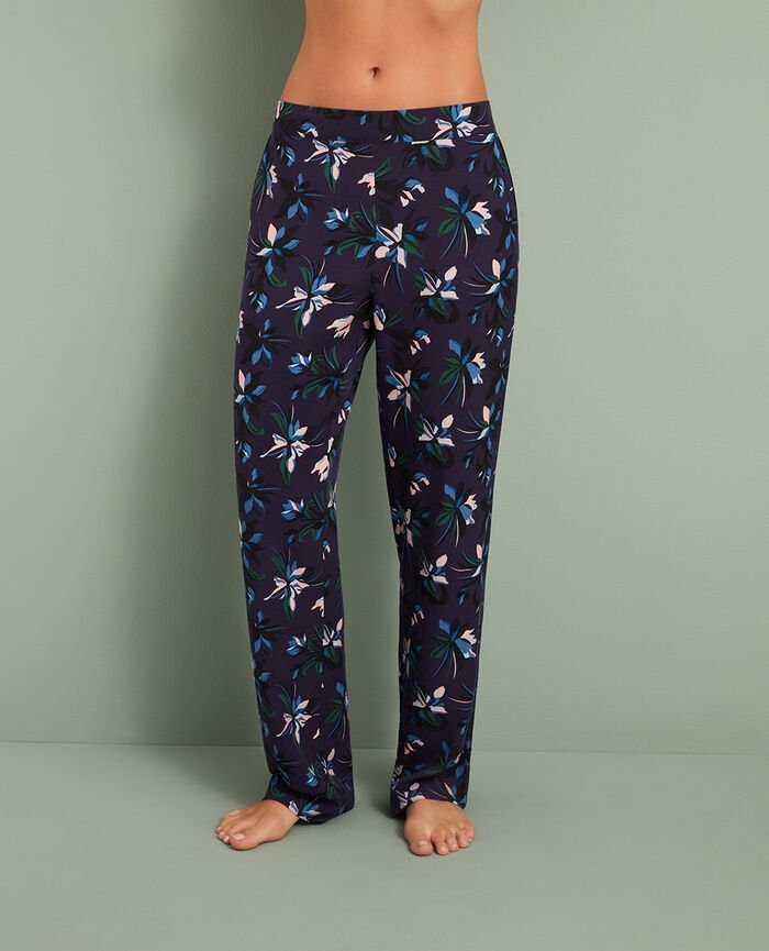 Trousers Floral City