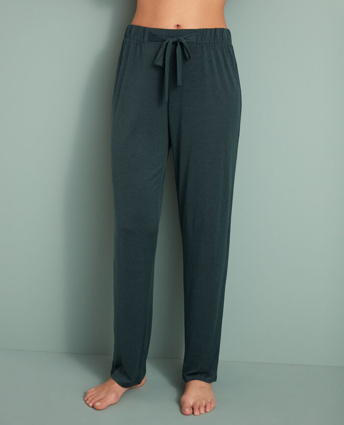 Trousers Story green Latte