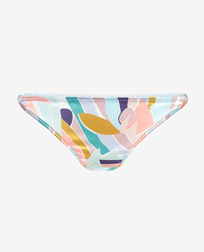 Hipster briefs Color block Palazzo