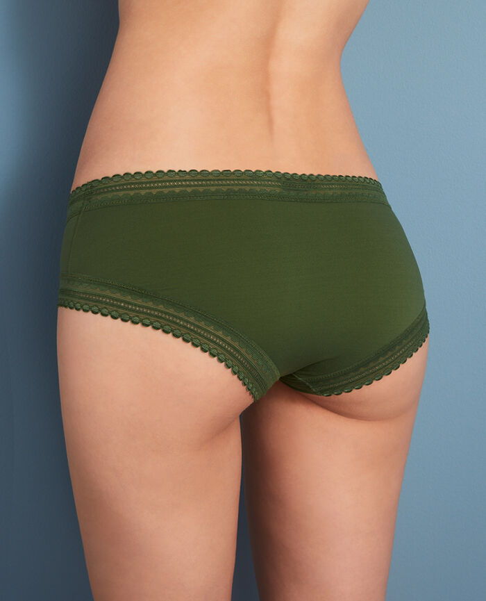 Shorts Agency green Beaute