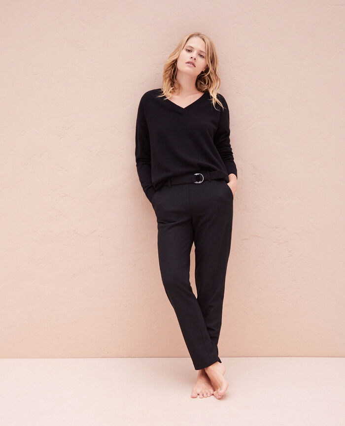 Trousers Black Perspective