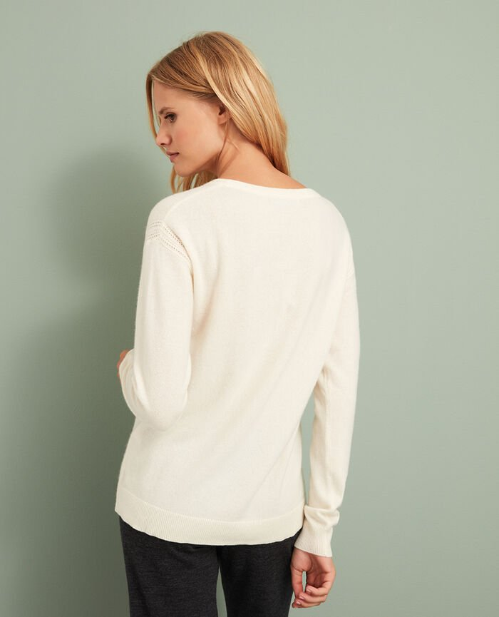 Jumper Ivory Cozy