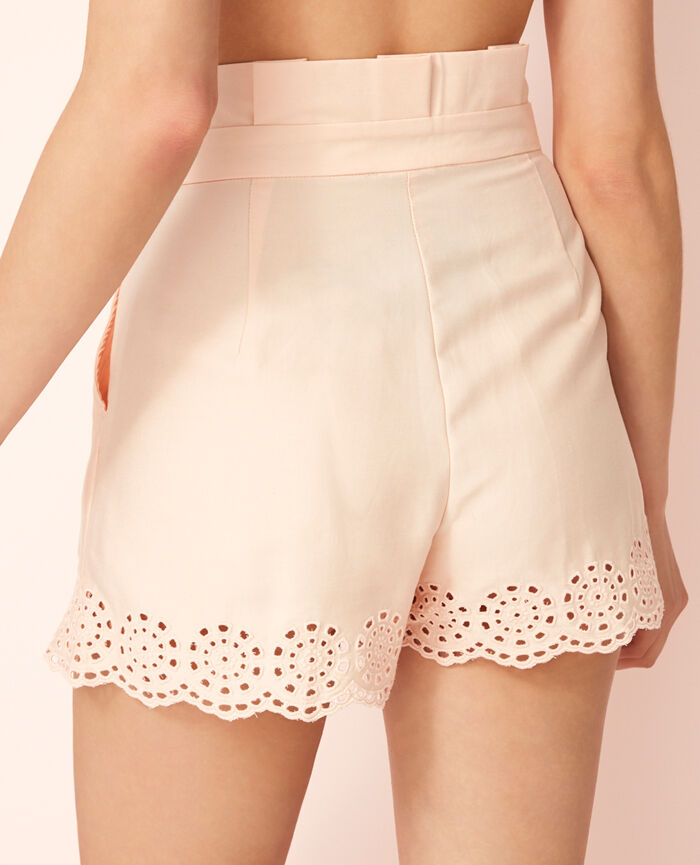 Shorts Rose gold Loulou
