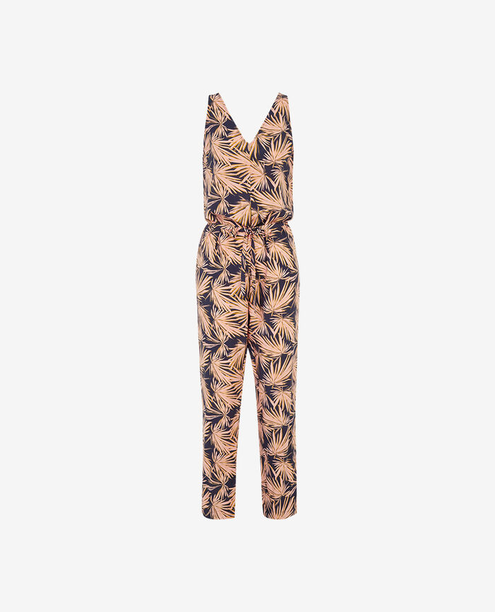 Jumpsuit Kinetic grey Relax