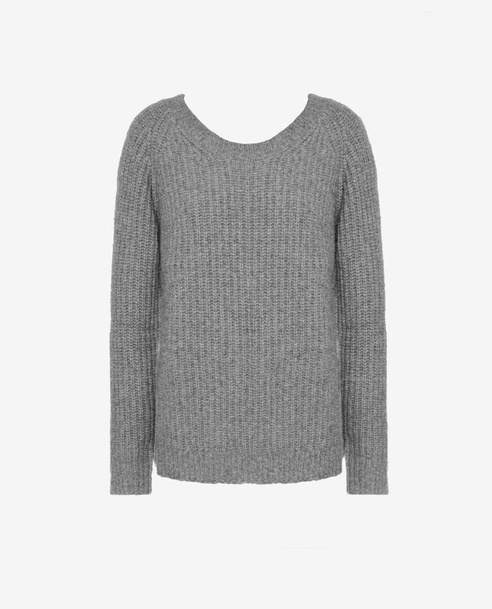 Jumper Anthracite grey Moka