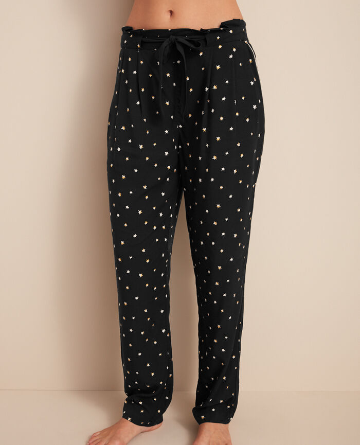Trousers Nova black Magic
