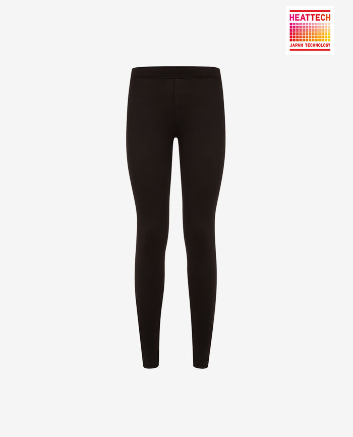 Leggings Black Innerwear