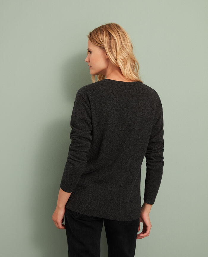 Jumper Anthracite grey Cozy