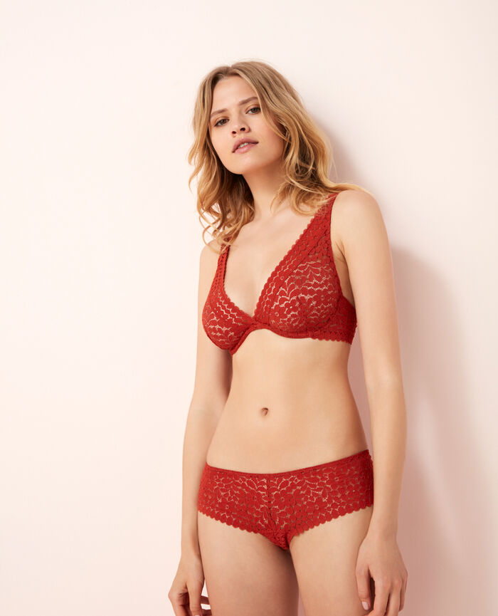 Brazilian briefs Rouge odalisque Monica