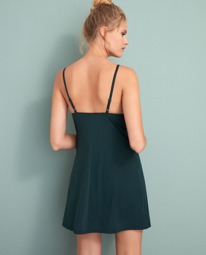 Slip dress Story green Take away