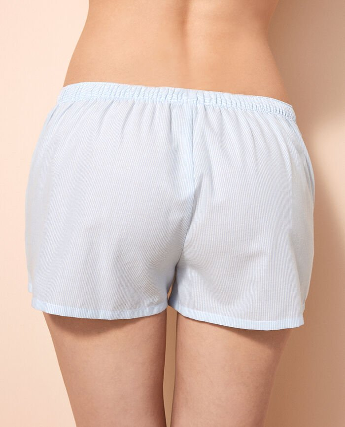 Boxer shorts Diamond blue Zazou