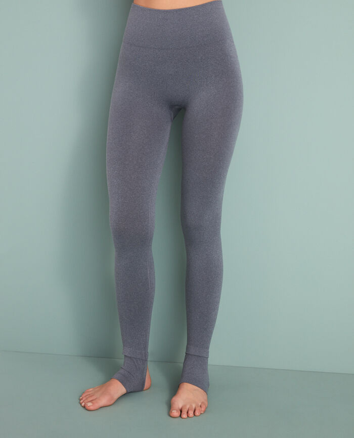 Sporty leggings Anthracite grey Arabesque