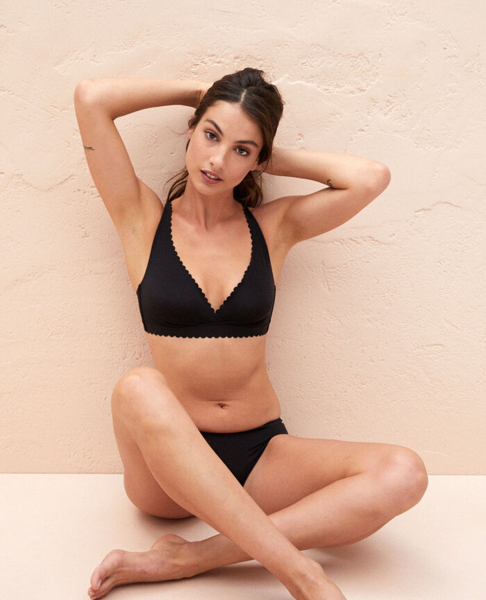 Soft cup bra Black Secret