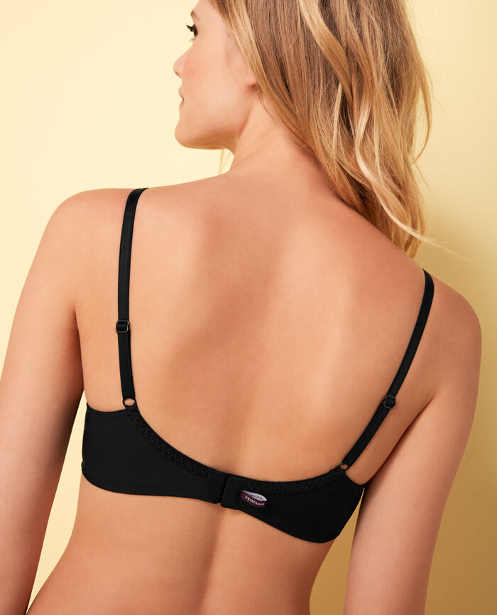 Underwired bra Black Serenade