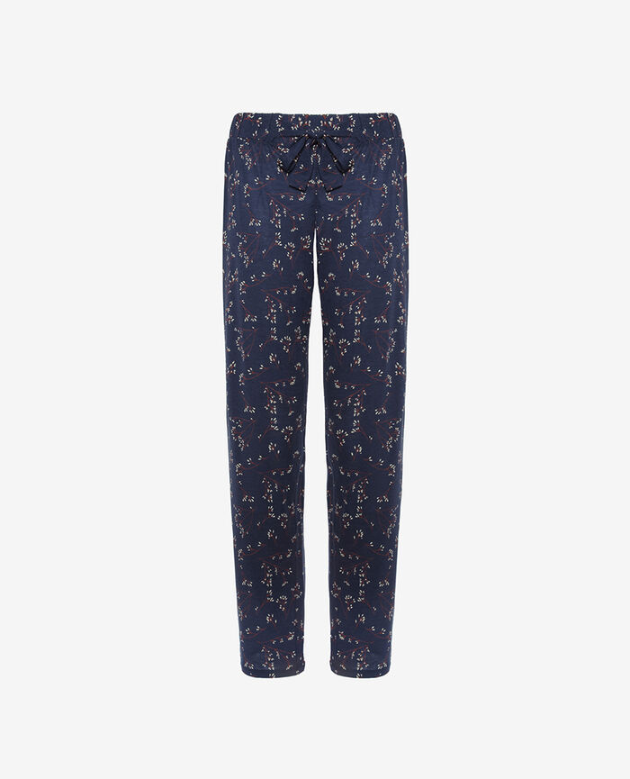 Trousers Blue fall Latte