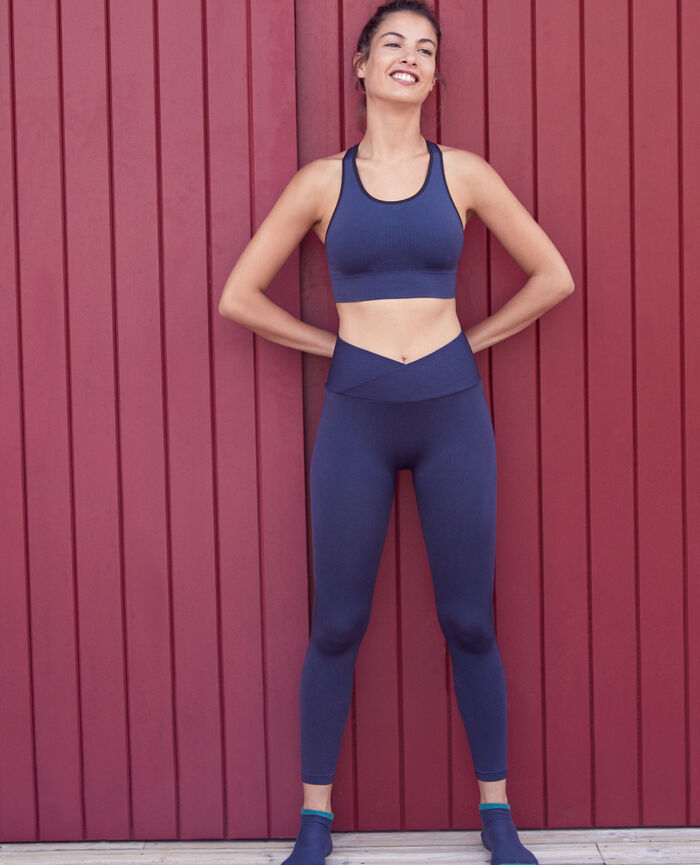 Sport leggings Navy Yoga