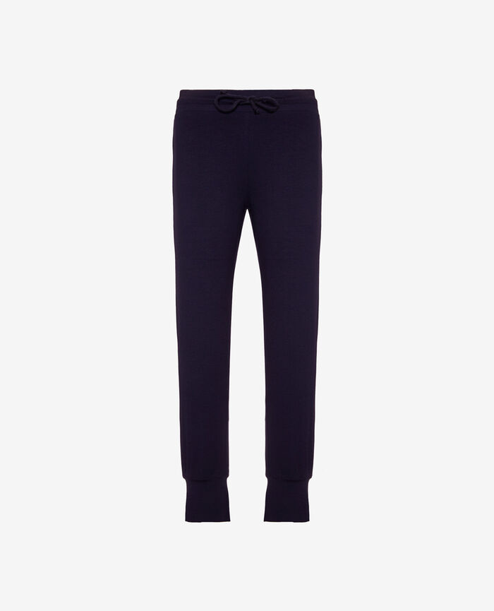 Sport trousers Navy Yoga