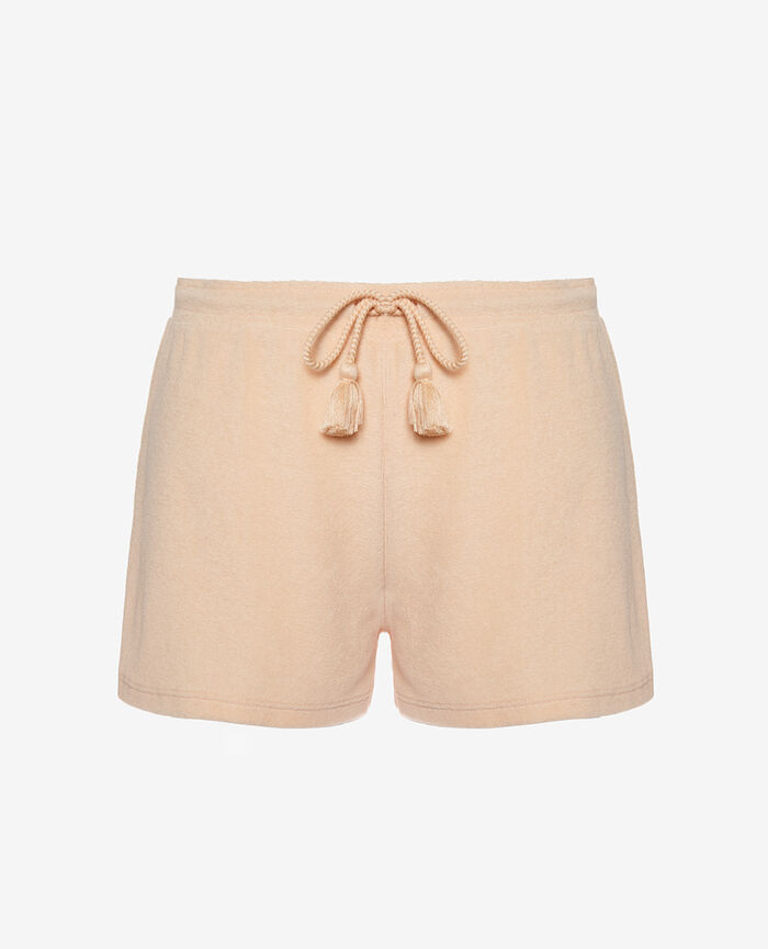 Shorts Rose doré Playa