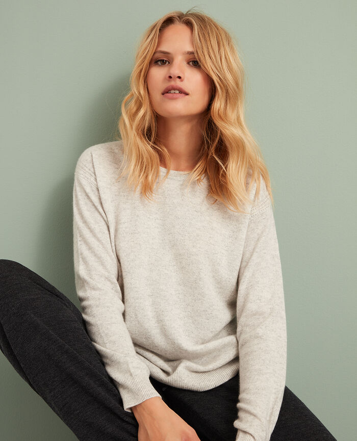 Jumper Light grey Cozy