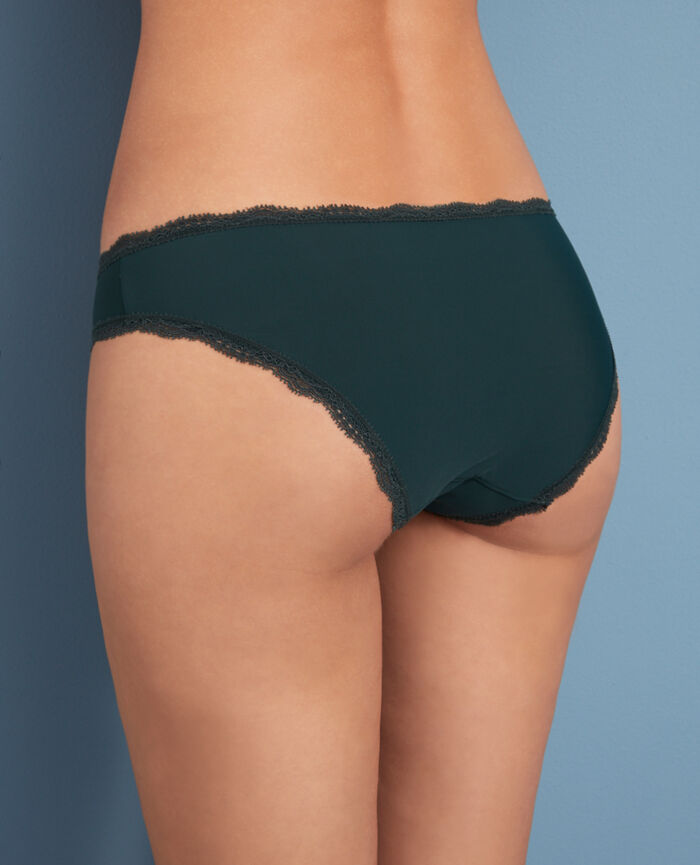 Hipster briefs Story green Take away