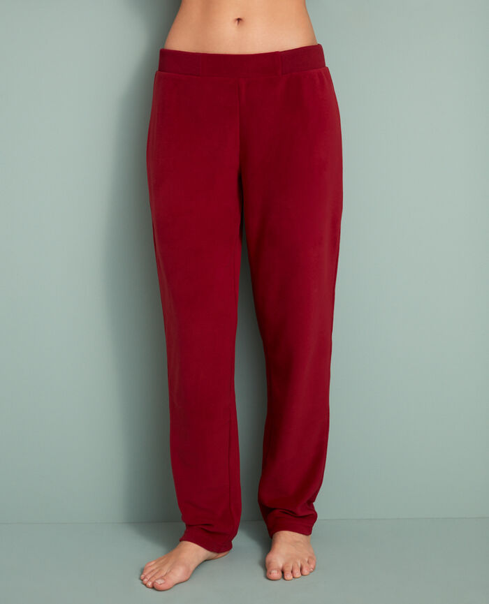 Trousers Leather red Igloo