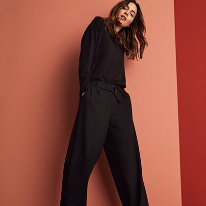 Discover all trousers